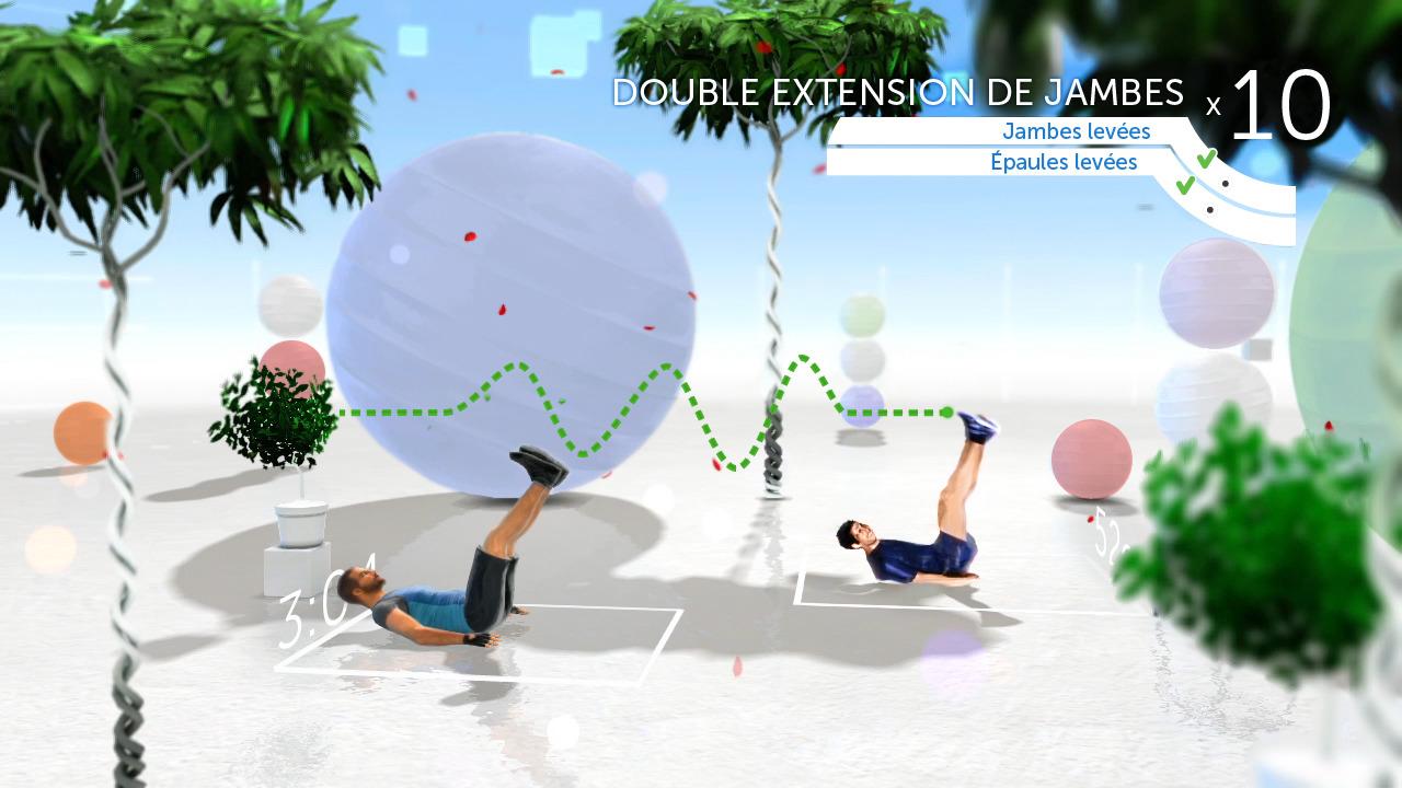 YourShape-FitnessEvolved2012 360 Editeur 012