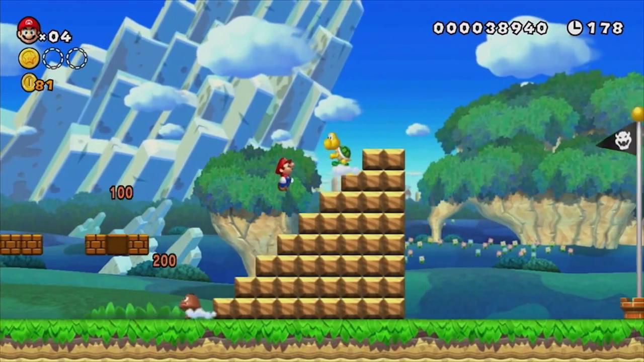 NewSuperMarioBros.Mii Wii U Editeur 008