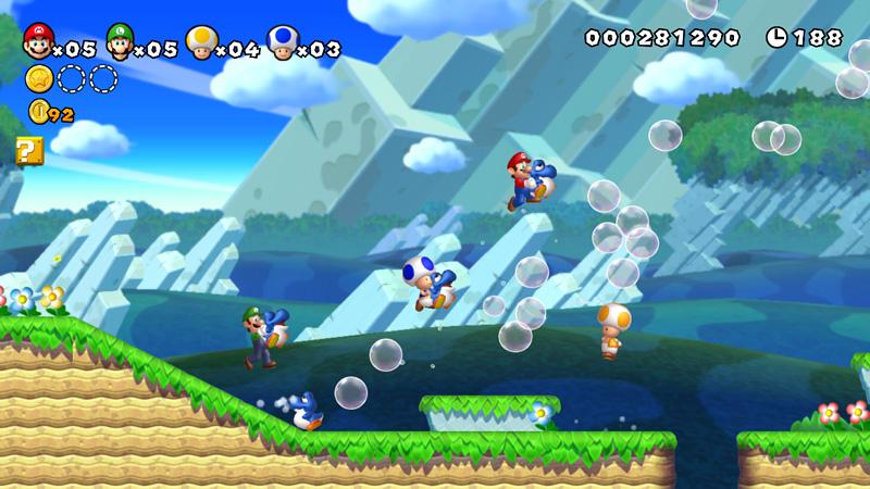 NewSuperMarioBros.U Wii U Editeur 009