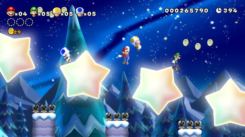 NewSuperMarioBros.U Wii U Editeur 012