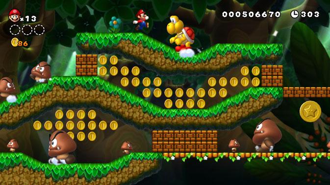 NewSuperMarioBros.U Wii U Editeur 013