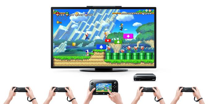 NewSuperMarioBros.U Wii U Editeur 015