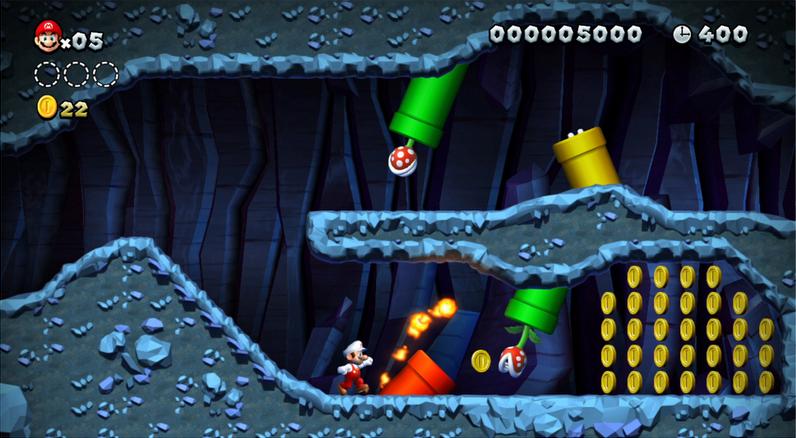 NewSuperMarioBros.U Wii U Editeur 019