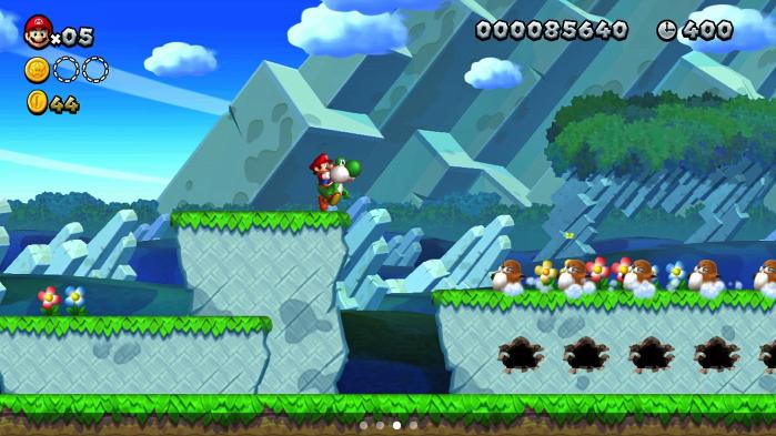 NewSuperMarioBros.U Wii U Editeur 024