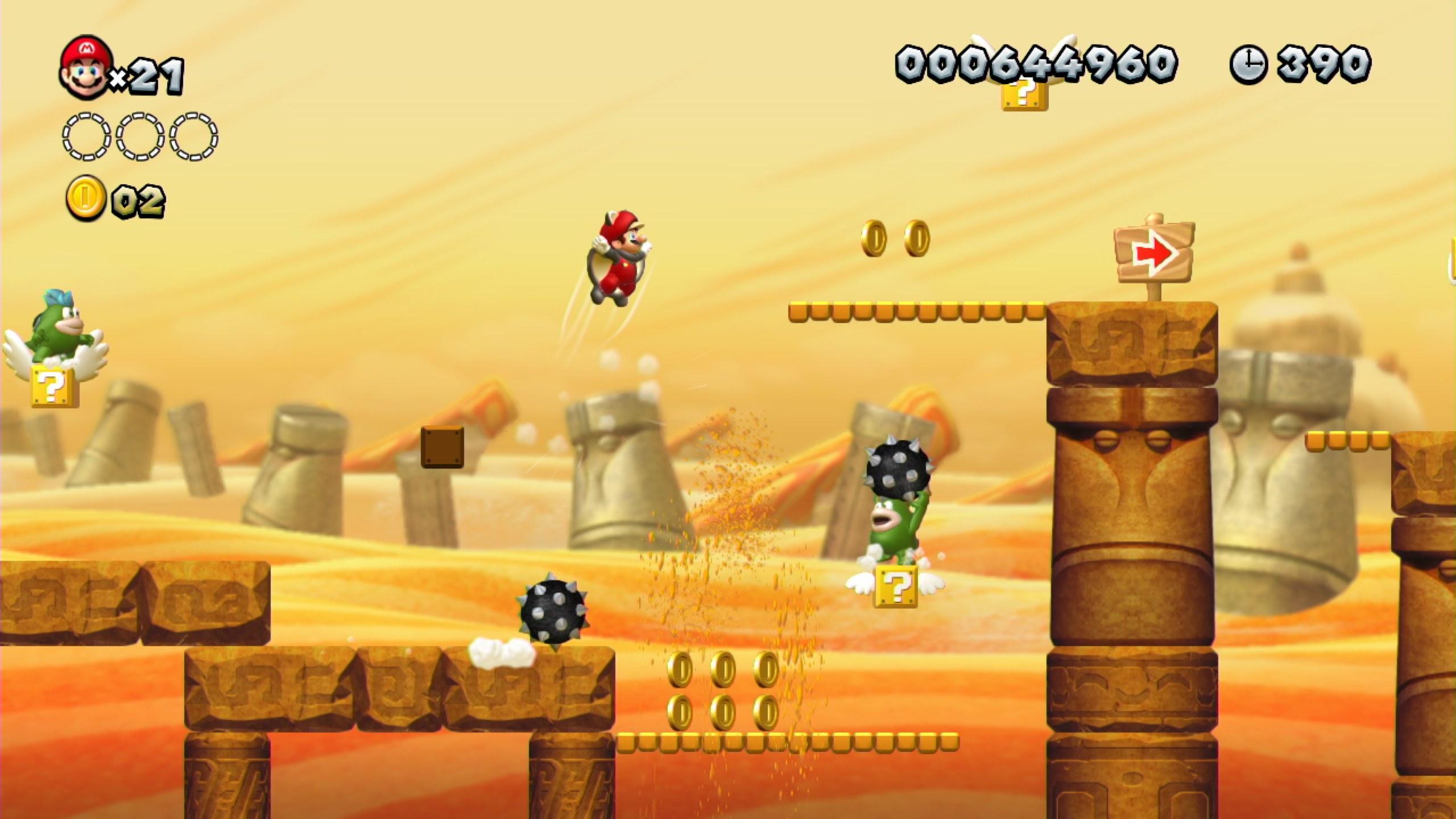 NewSuperMarioBros.U Wii U Editeur 034