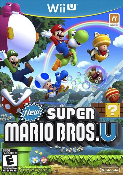 NewSuperMarioBros.U Wii U Jaquette 001