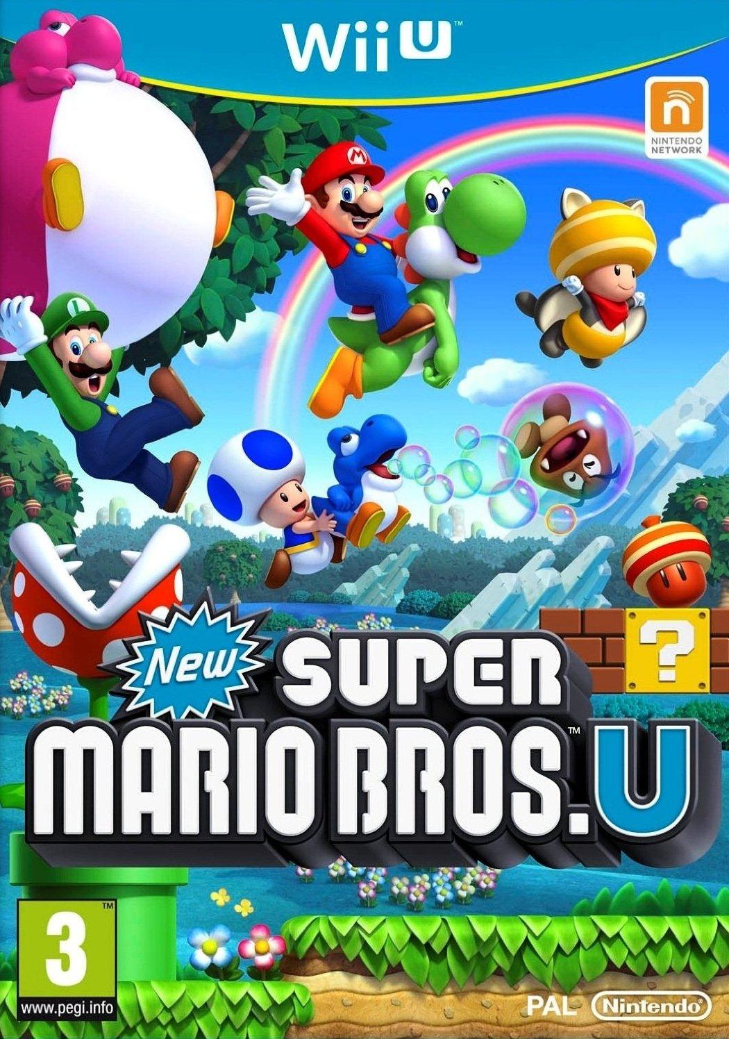 NewSuperMarioBros.U Wii U Jaquette 002