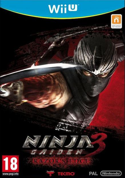 NinjaGaiden3 Wii U Jaquette 002