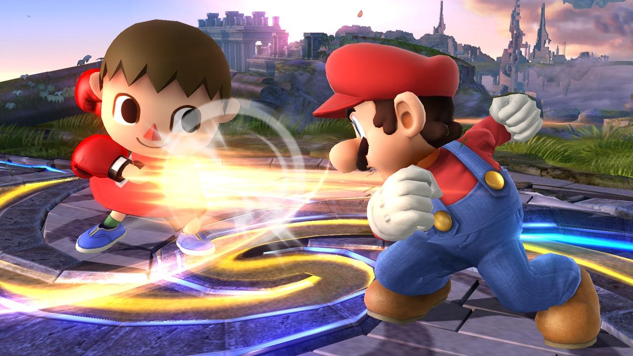 SuperSmashBros.-WiiU-3DS- Wii U Editeur 002