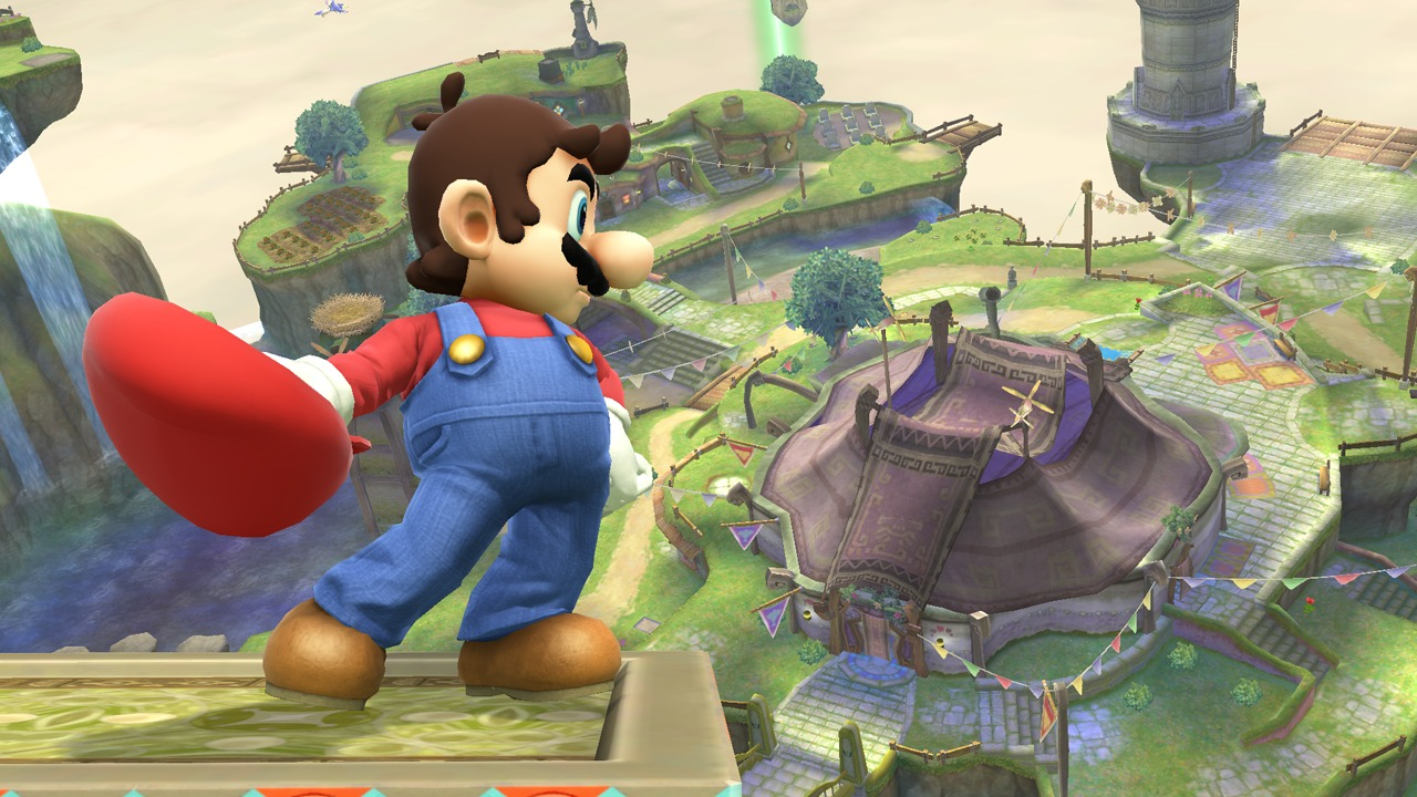 SuperSmashBros.-WiiU-3DS- Wii U Editeur 003