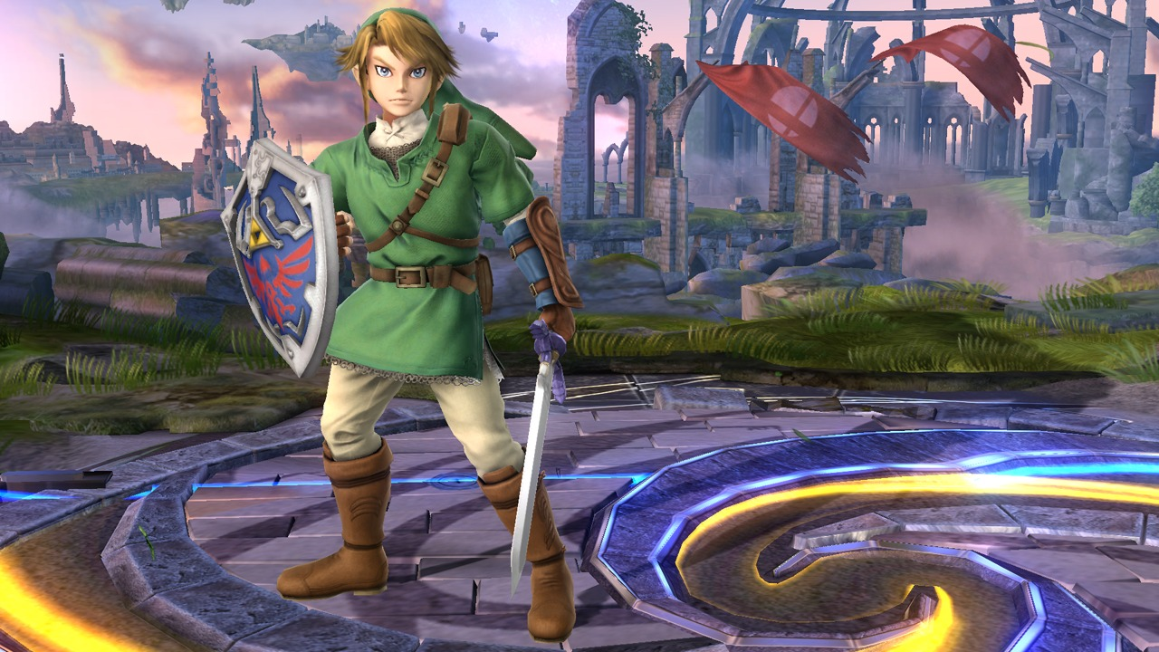 SuperSmashBros.-WiiU-3DS- Wii U Editeur 010