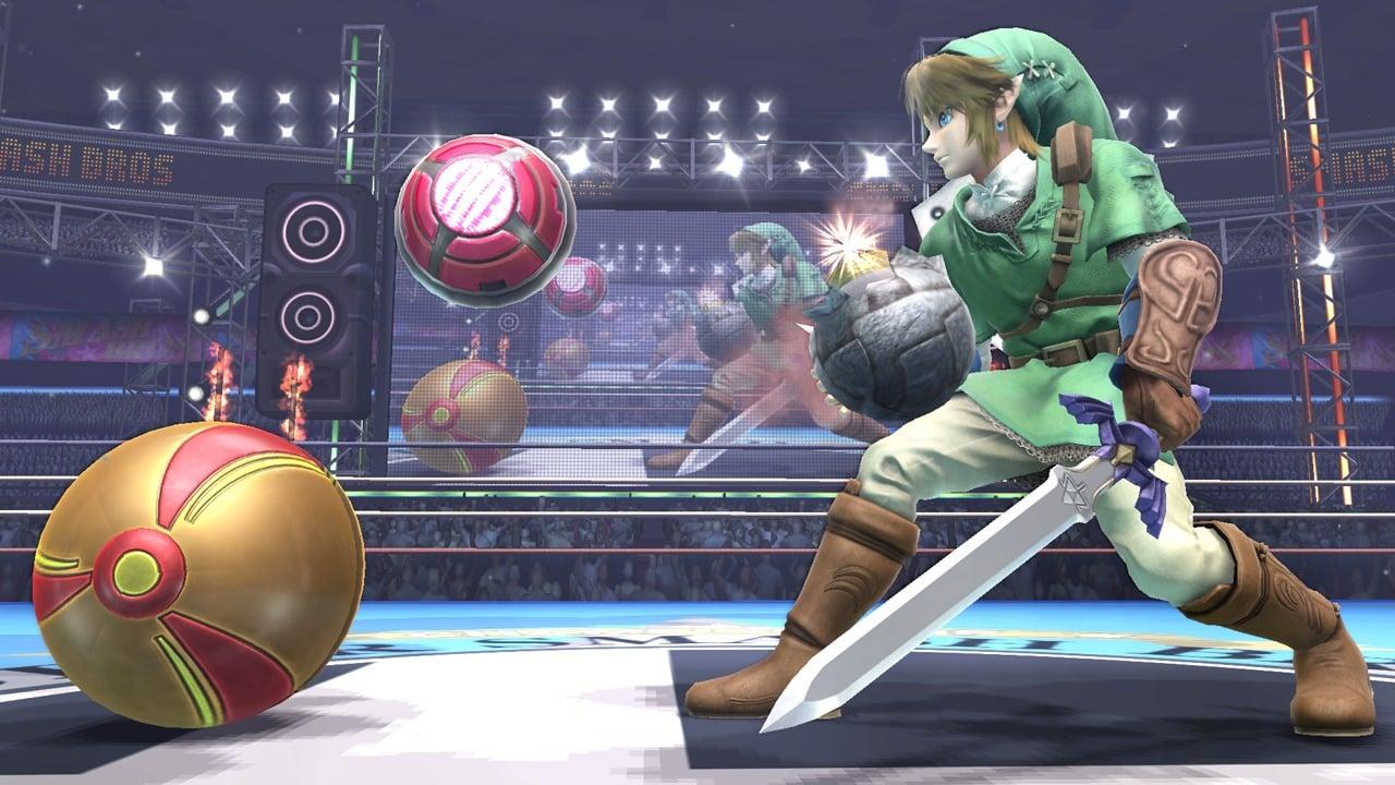 SuperSmashBros.-WiiU-3DS- Wii U Editeur 012