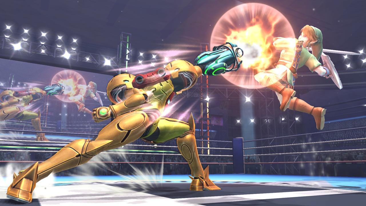 SuperSmashBros.-WiiU-3DS- Wii U Editeur 015