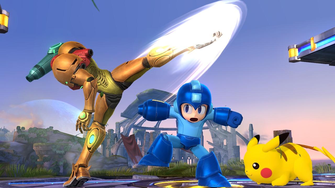 SuperSmashBros.-WiiU-3DS- Wii U Editeur 017