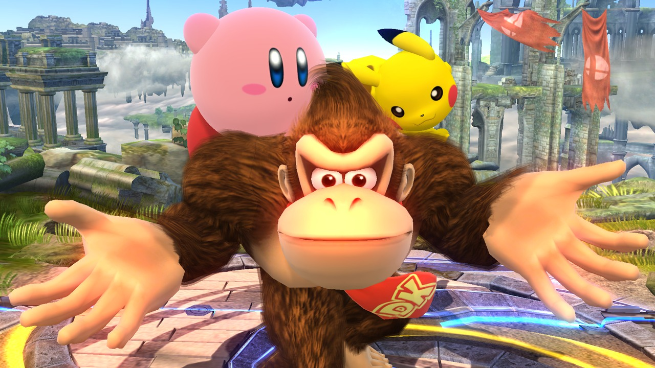 SuperSmashBros.-WiiU-3DS- Wii U Editeur 020
