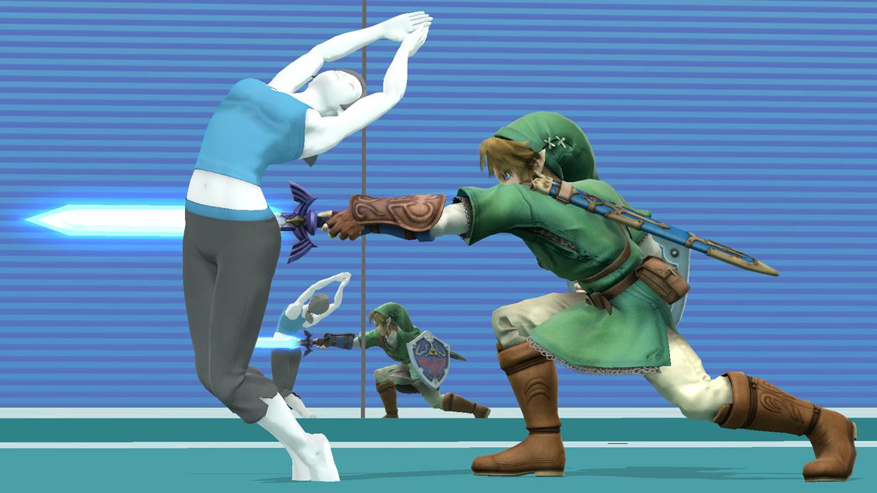 SuperSmashBros.-WiiU-3DS- Wii U Editeur 021