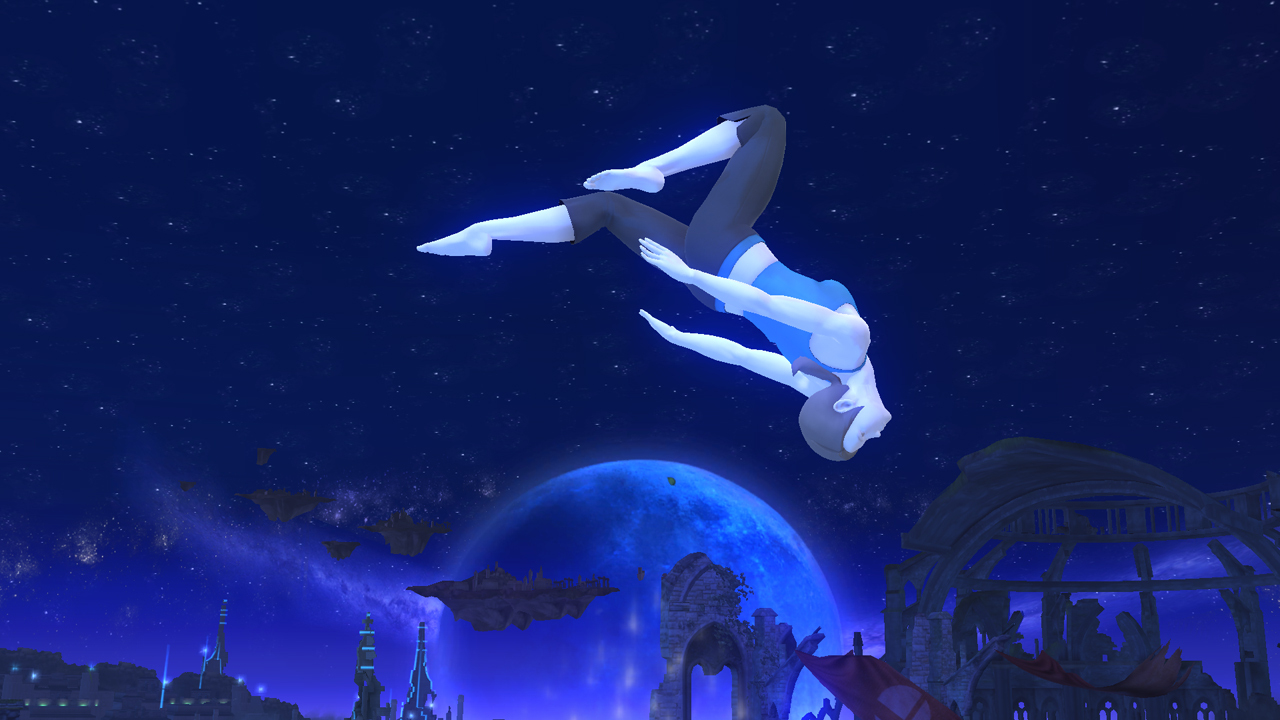 SuperSmashBros.-WiiU-3DS- Wii U Editeur 023