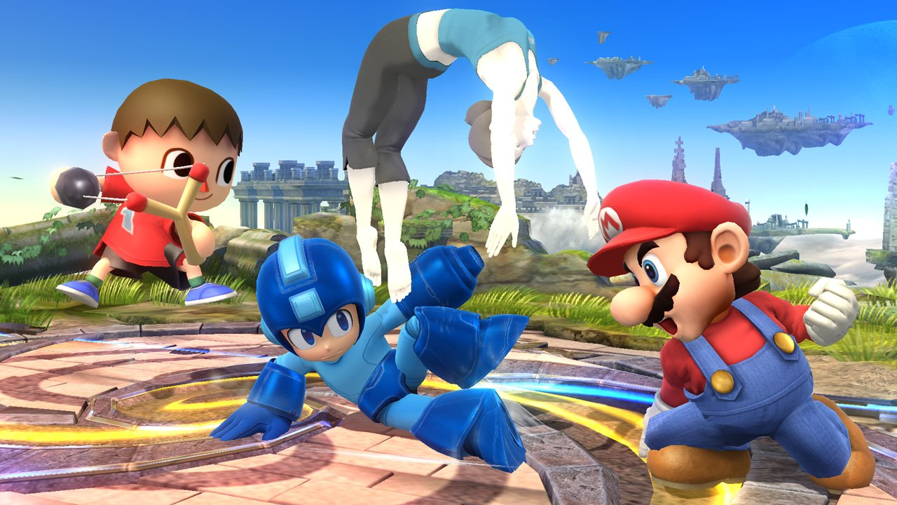 SuperSmashBros.-WiiU-3DS- Wii U Editeur 024