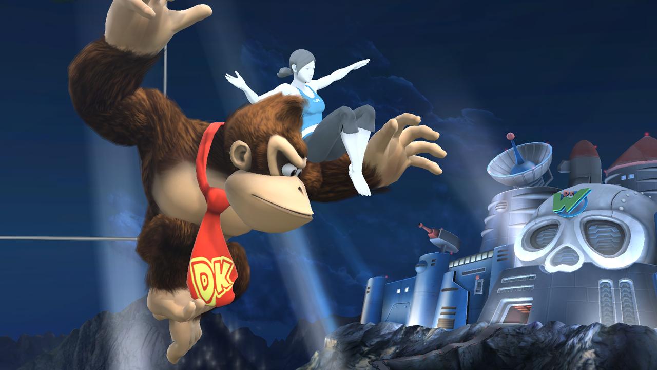 SuperSmashBros.-WiiU-3DS- Wii U Editeur 025
