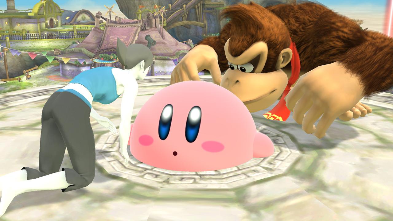 SuperSmashBros.-WiiU-3DS- Wii U Editeur 028