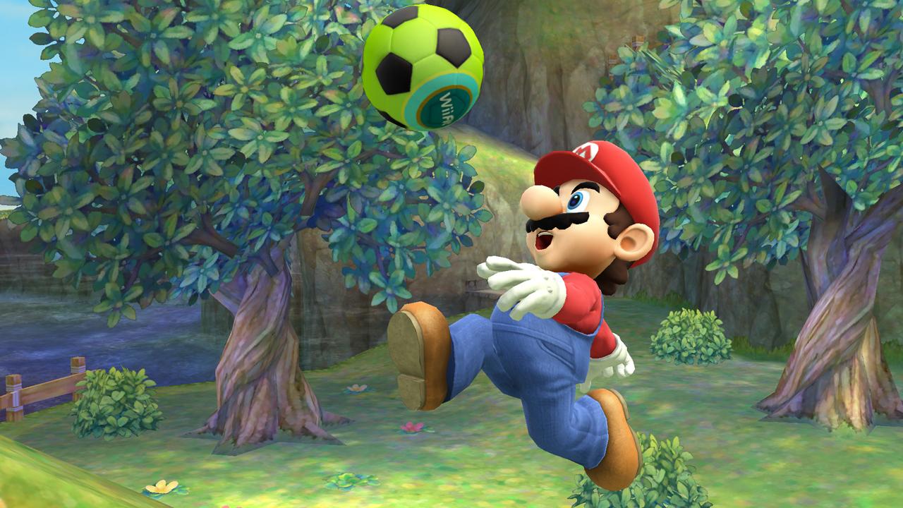 SuperSmashBros.-WiiU-3DS- Wii U Editeur 032
