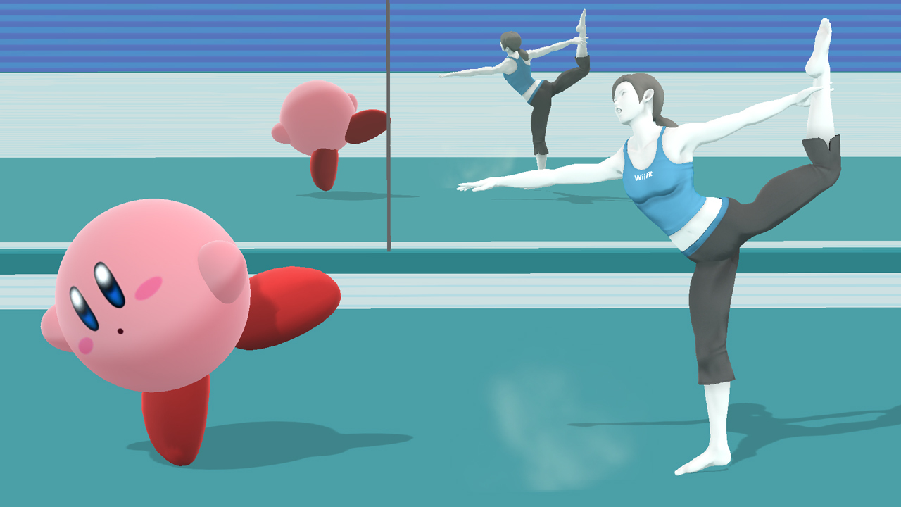 SuperSmashBros.-WiiU-3DS- Wii U Editeur 033
