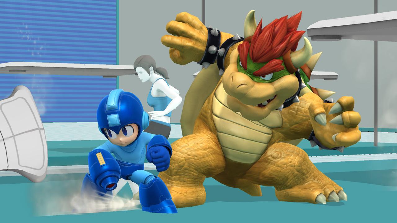 SuperSmashBros.-WiiU-3DS- Wii U Editeur 034