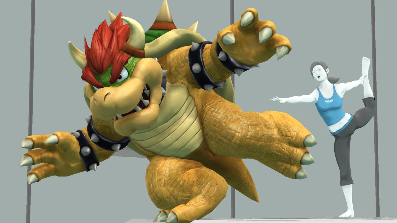 SuperSmashBros.-WiiU-3DS- Wii U Editeur 035