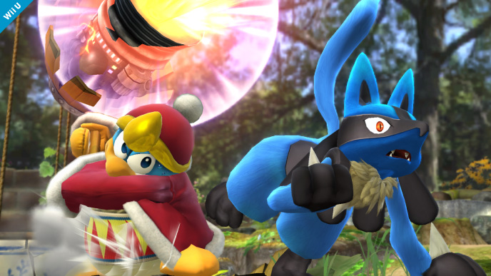SuperSmashBros.-WiiU-3DS- Wii U Editeur 070