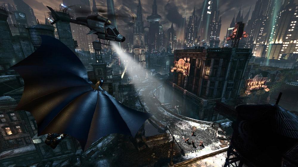 Batman-ArkhamCity Multi Editeur 001