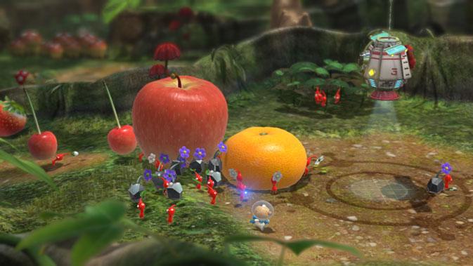 Pikmin3 Wii U Editeur 007