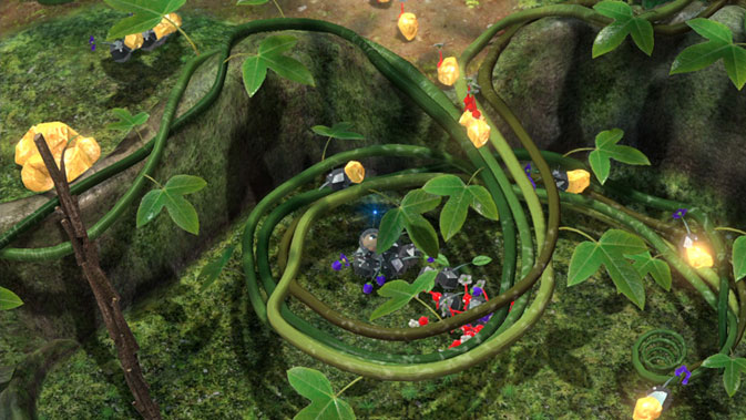 Pikmin3 Wii U Editeur 014