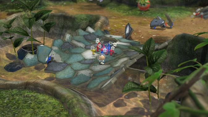 Pikmin3 Wii U Editeur 015