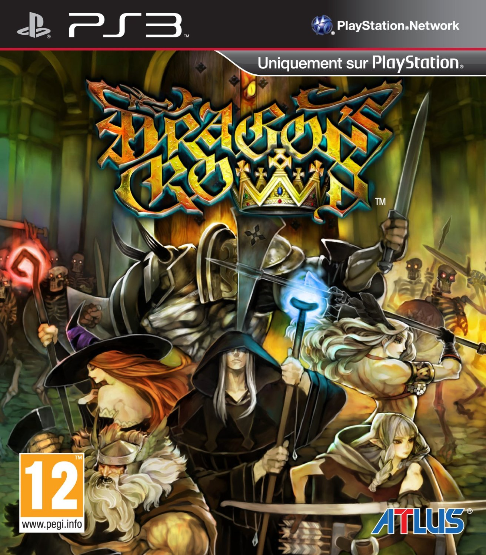 Dragon-sCrown PS3 Jaquette 002