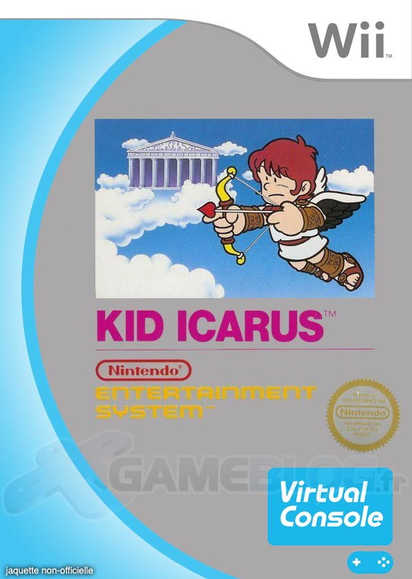KidIcarus Wii VC Jaquette 002