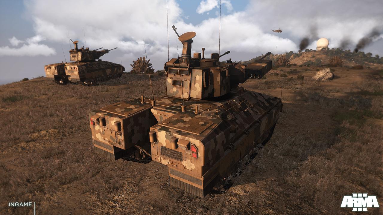 ArmAIII PC Editeur 020