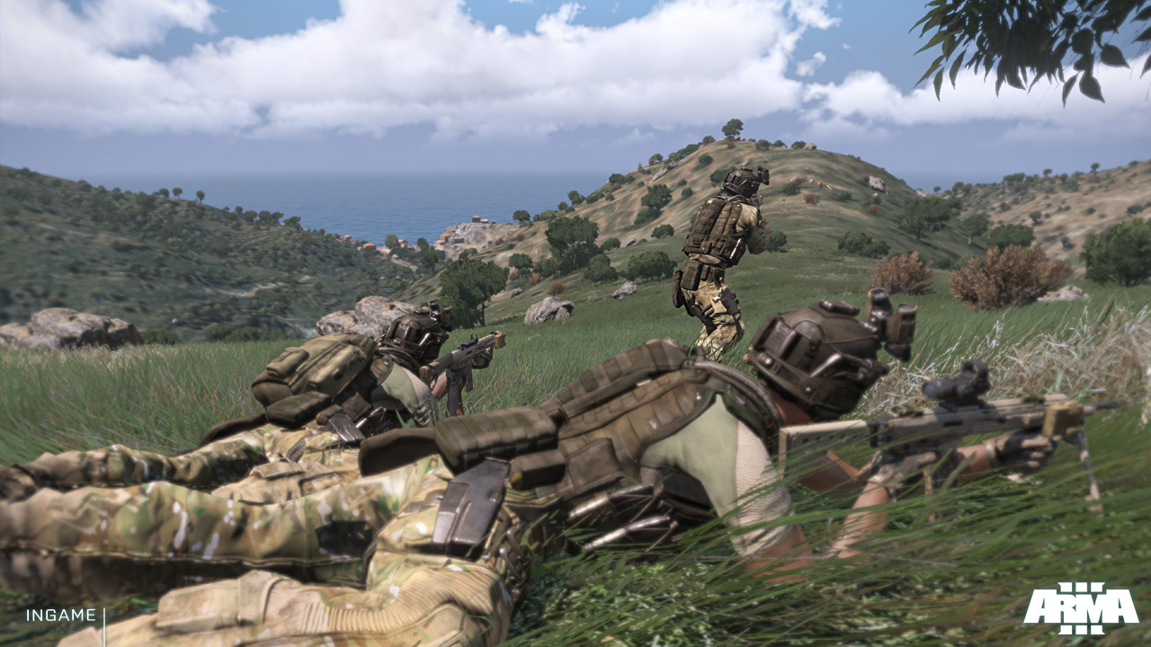ArmAIII PC Editeur 029