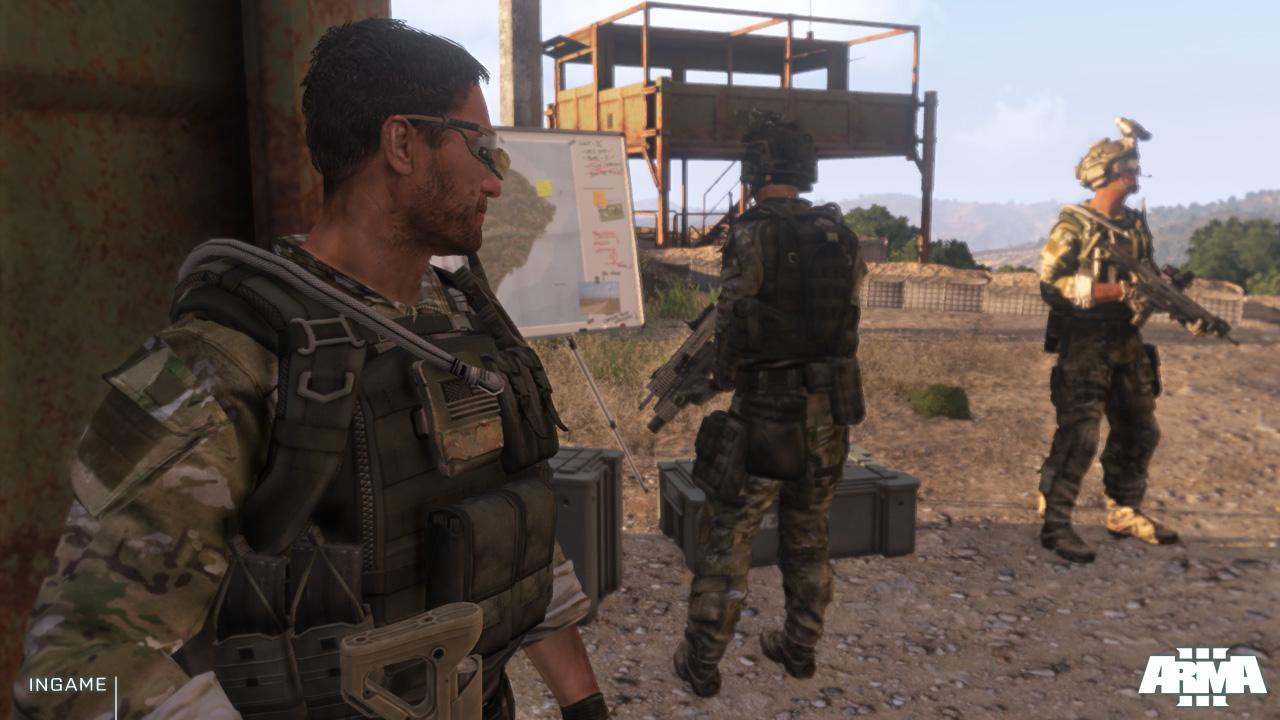 ArmAIII PC Editeur 037