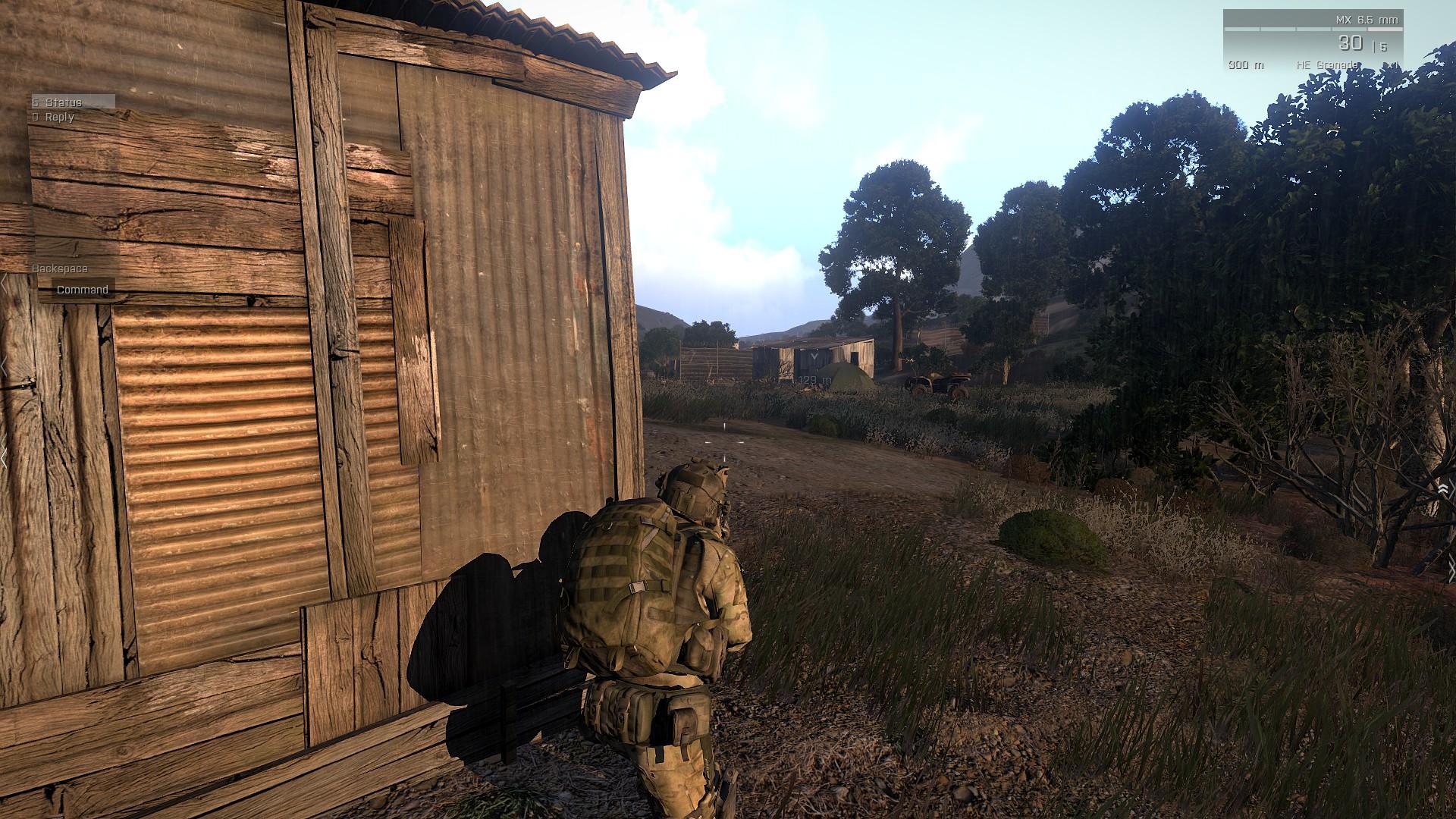 ArmAIII PC Test 007