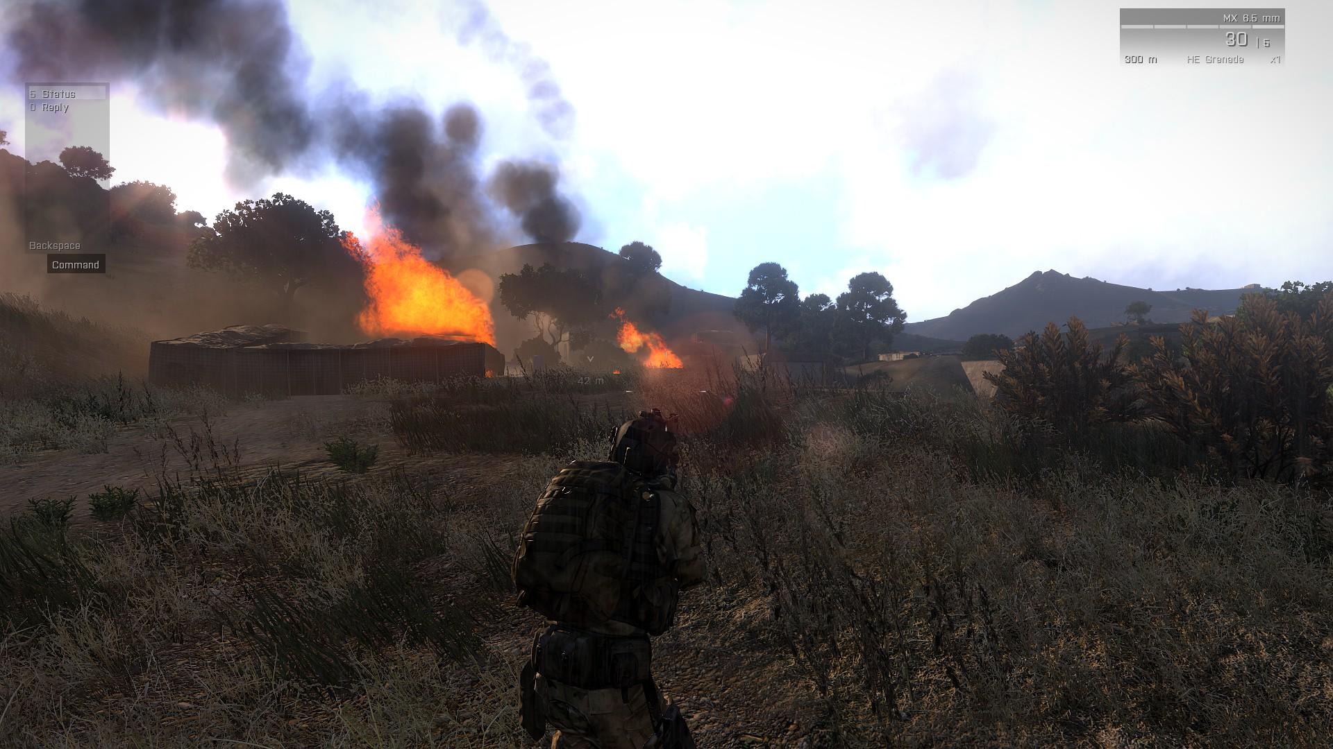 ArmAIII PC Test 008