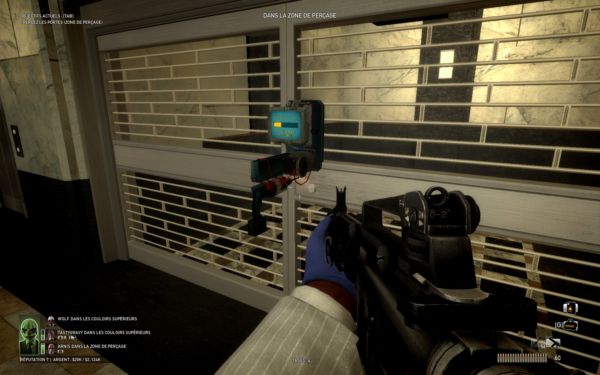 Payday-TheHeist PC Editeur 017