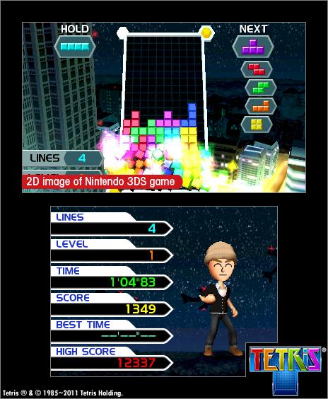 Tetris3DS 3DS Editeur 007