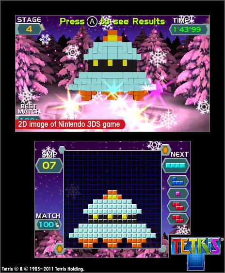 Tetris3DS 3DS Editeur 009