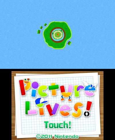 PictureLives 3DS Editeur 012