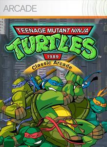 Teenage Mutant Ninja Turtles : 1989 Classic Arcade