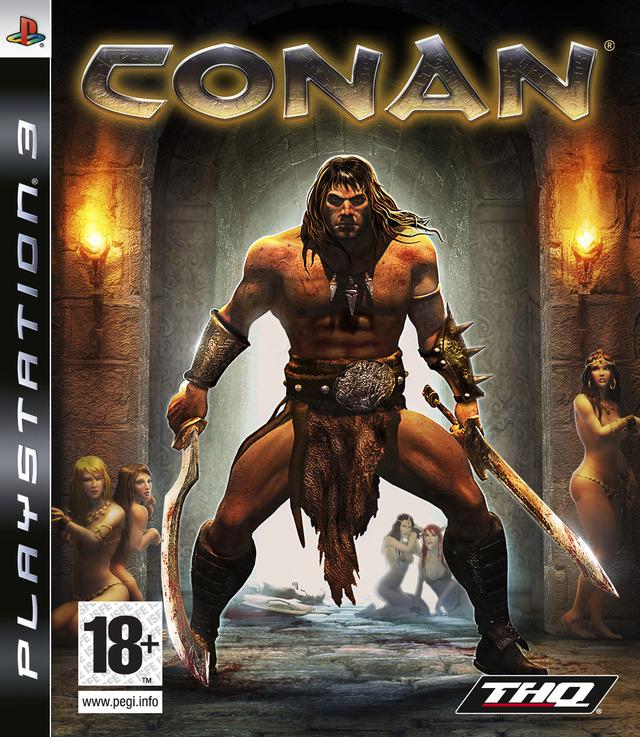 Conan PS3 Jaquette 001