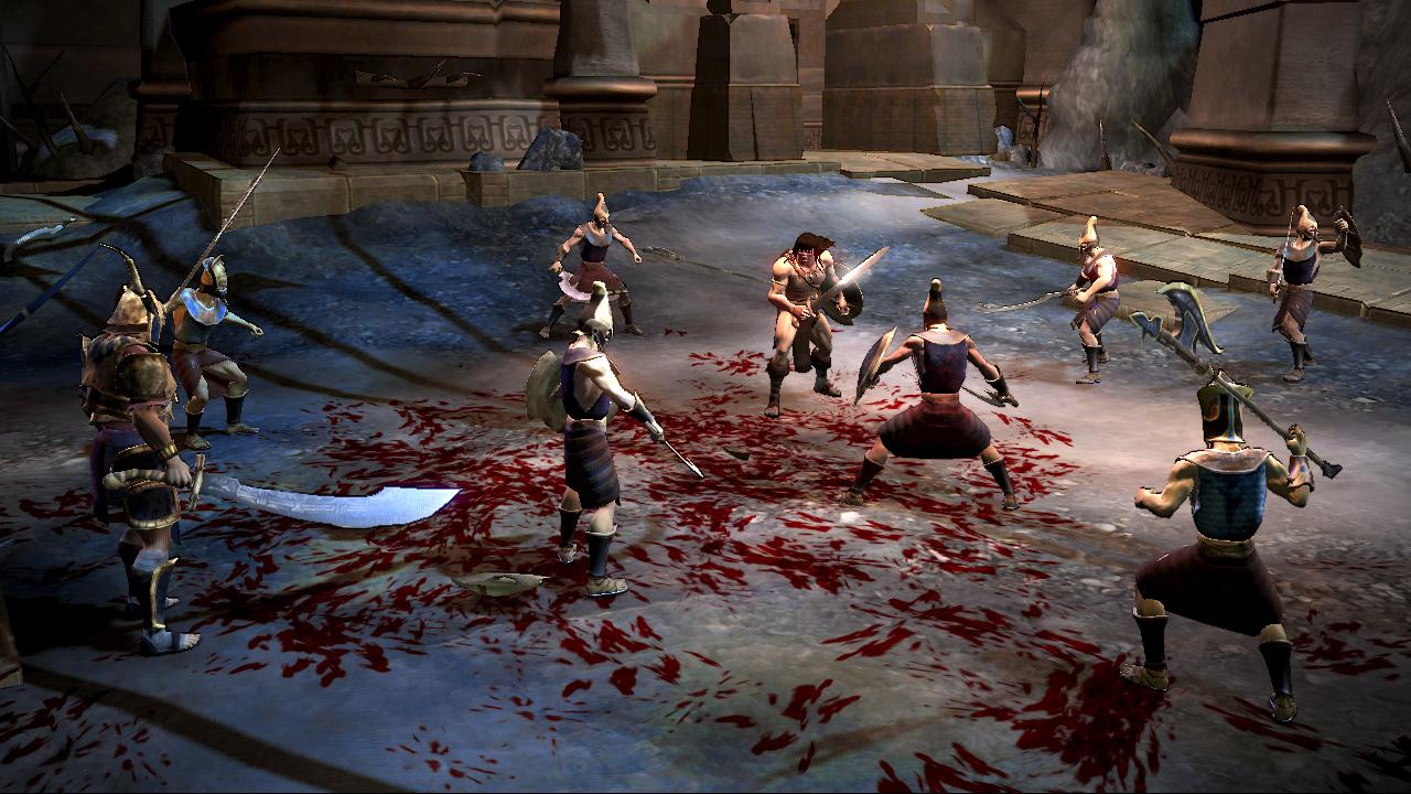 Conan PS3&X360 Editeur 001