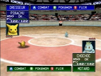 PokemonStadium N64 Editeur 005