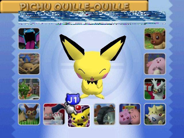 PokemonStadium2 N64 Editeur 018
