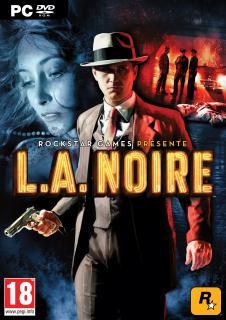 L.A.Noire PC Jaquette 001